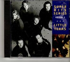 (FH847) Super Hits Series Volume 3, Little Texas  - 2000 CD