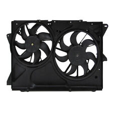 NEW DUAL RADIATOR AND CONDENSER FAN FITS FORD EXPLORER 2.0L 2013-2015 FO3115202
