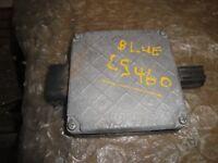 07 08 09 Lexus LS460 Power Steering Control Module w/o Air Suspension