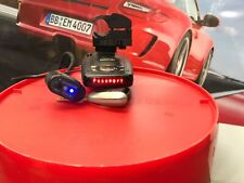 Escort 9500i Passport Radar Detector with SmartCord and with BlendMount