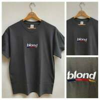 Frank Ocean inspired Blond embroidered t-shirt. All sizes.
