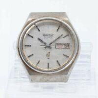 Vintage SEIKO ELNIX 0703-8020 FOR PARTS OR REPAIR Watch JAPAN
