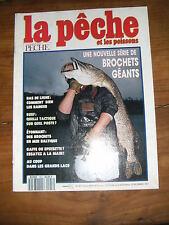 La pêche et les poissons N° 567 brochets géants bas de ligne les ranger surf