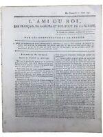 Dommartin le Coq 1791 Aube Jasseines Aix en Provence Saint Pol de Léon Burke