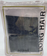 Scunci LONG hair BOBBY pins Black 46 plus in package
