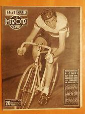 Miroir des Sports 434 du 16/11/1953-4 contre 1,Coppi aux prises avec Tricolores