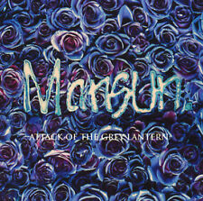 MANSUN - ATTACK OF THE GREY LANTERN NEW CD