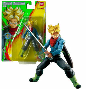 Dragon Ball Evolve Super Saiyan Trunks 5-Inch Action Figure