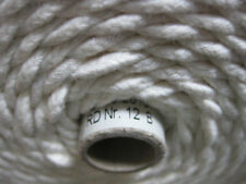 1kg Rolle Kerzen Docht (650m Spule) Runddocht Nr.12  NUR 17 Cent pro Meter