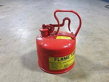 Flame Tamer, Style I Safety Storage Can