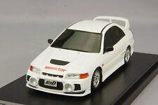 1 43 Modeler's Mitsubishi Lancer Gsr Evolution Evo Iv White Initial D Project D