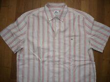 Lacoste chemise taille 42 belle couleur 100% coton