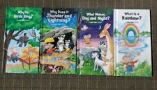 Books/Vintage 1980's Set Of 4-Books  A Just Ask Book 1983,1984,1985, and 1988