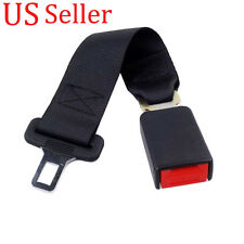 "1PCS Universal 14"" Car Seat Seatbelt Safety Extender Belt Extension 7/8"" BUCKLE"