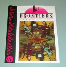 HIGH FRONTIERS 3 Terence McKenna Timothy Leary William Burroughs PSYCHEDELIC LSD
