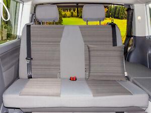 Second Skin Schonbezüge für 2er-Sitzbank/Bett, VW T6.1/T6 California Coast