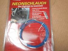 Neonschlauch Blau 12 Volt  länge 1,5 Meter für Motorräder oder Autos