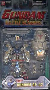 Bandai MSIA Mobile Suit in Action Gundam GP-02A Battle Scarred version