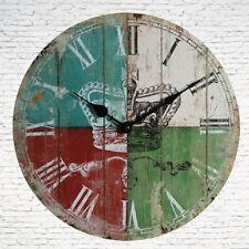 Orologio da parete in Legno Queen Crown Regina Diametro 33cm