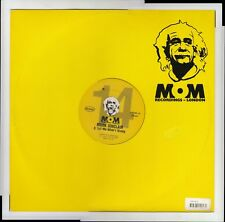 "MARK SINCLAIR - TELL ME WHAT'S WRONG - 12"" - MOM Recordings London AMOM 14"