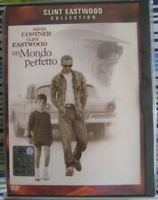 UN MONDO PERFETTO DVD SNAPPER(1993) (COLLEZIONE)  A Perfect World