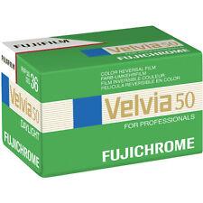 Fuji Velvia 50 ASA RVP 135-36 - Velvia 50 35mm Colour Slide Film