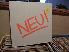 NEU SELF TITLED PROG,KRAUTROCK,STILL SEALED REISSUE LP RECORD