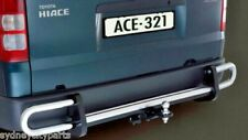 TOYOTA HIACE TOWBAR KIT WITH STEP & PROTECTOR LWB JAN 05 - DEC 18 NEW GENUINE