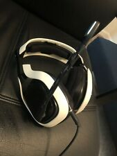 Astro A40 2013 MixAmp Edition (Incld) White Headband Headsets for Multi-Platform