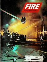 Fire Engineering Magazine February 1975 Superior Tanning Co Chicago Fire