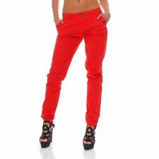 Pantalons chinos, kakis, taille S pour femme