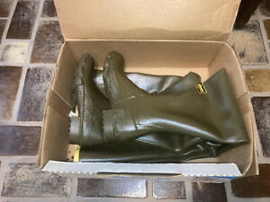 Lacrosse Footwear Big Chief Non Insulated Waterproof Hip High Boots Olive Green