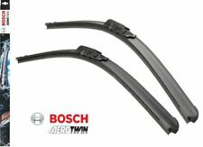 BOSCH AEROTWIN FLAT FRONT WIPER BLADE SET 530/475 MM 21/19 INCH