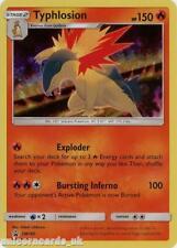 Typhlosion SM185 Black Star Promo Holo Mint Pokemon Card