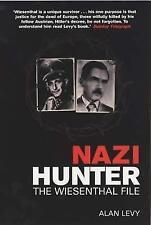 Nazi Hunter Alan Levy Robinson Paperback /the wiesenthal file