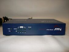 Linksys Network Everywhere Cable/Dsl 4-Port Router Model Nr041 (#2123)