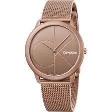 Calvin Klein K3M11TFK Minimal Collection Wristwatch