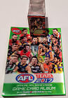 2017 AFL TEAMCOACH 234 COMPLETE FULL COMMON BASE SET CARDS + 2 ALBUMS TEAM COACH