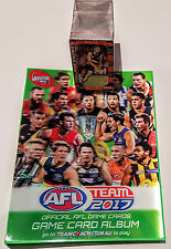 2017 AFL TEAMCOACH Complete Common Base Full Set 234 Cards Plus Album Team Coach