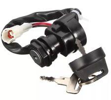 Ignition Key Switch Yamaha YFM 125 250 350 660 700 Raptor 2 Keys UK Fast Postage
