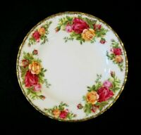 Beautiful Royal Albert Old Country Roses Bread Plate