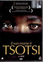 IL SUO NOME E' TSOTSI (2005) un film di Gavin Hood  (OSCAR 2006) DVD - DOLMEN