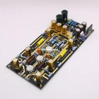 Finished HiFi ear834 MM RIAA Tube Phono Amplifier Stereo preamp board for Audio