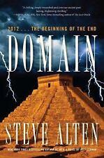 Domain by Steve Alten SC new