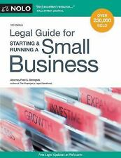 Legal Guide for Starting & Running a Small Business by Fred S. Steingold...