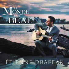 Etienne Drapeau - Monde Est Beau [New CD] Canada - Import