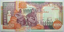 Très beau Billet - SOMALIE - 1.000 Shilin Soomaali - 1990 -