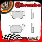 07BB0258 PLAQUETTES DE FREIN ARRIÈRE BREMBO TM 125 1998- 125CC [58 - GENUINE SIN