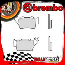 07BB0258 PASTIGLIE FRENO POSTERIORE BREMBO TM CROSS 1991- 125CC [58 - GENUINE SI