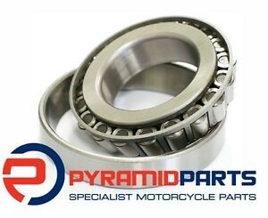 Tapered roller bearings 27x48.5x17 mm